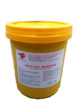 Saka seal Membrane - Màng chống thấm gốc Bitum đàn hồi