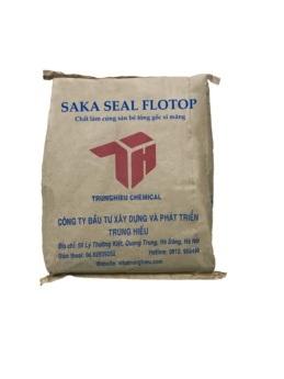 Saka seal Flotop - Bột tăng cứng bề mặt sàn bê tông