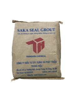 Saka seal Grout - Vữa rót không có ngót gốc xi măng