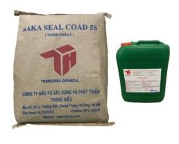 Saka seal Coad 5s - Sơn chống thấm 2 TP gốc xi măng